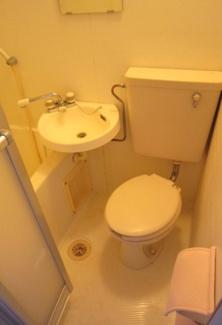 【浴室】《駅徒歩5分》海老名市東柏ヶ谷5丁目一棟アパート