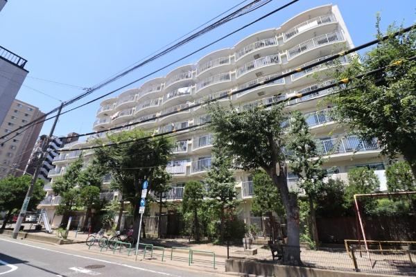 【外観】京成サンコーポ小岩