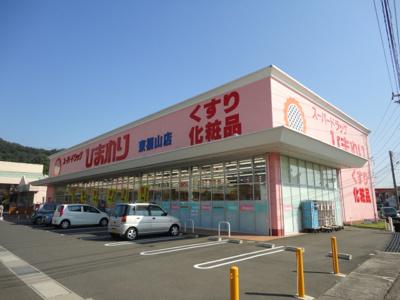 ひまわり東福山店(ドラッグストア)まで668m