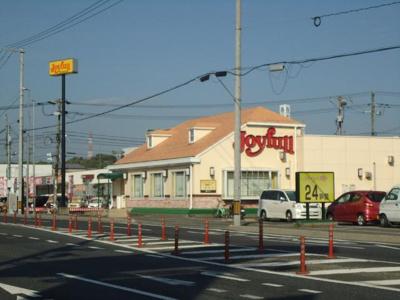 ジョイフル引野店(ファミリーレストラン)まで296m