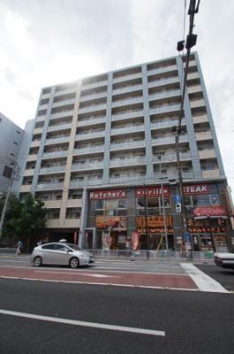 「桜木町」駅徒歩4分の駅チカ分譲賃貸マンションです