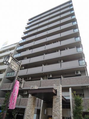JR川崎駅西口側のマンションです。