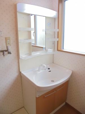 【洗面所】サンコーポ東台Ⅱ