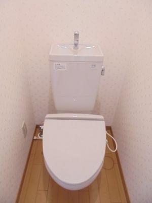 【トイレ】サンコーポ東台Ⅱ