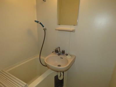 【浴室】メゾンブルーリボン