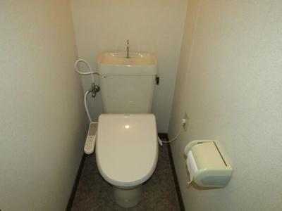 【トイレ】メゾンブルーリボン