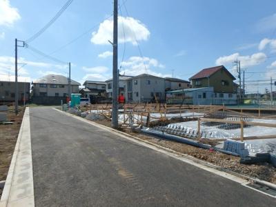 【設備】所沢市北中3丁目・全11棟 新築一戸建 10号棟