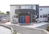 川口市大字西新井宿一棟アパートの画像