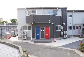 【外観】川口市大字西新井宿一棟アパート