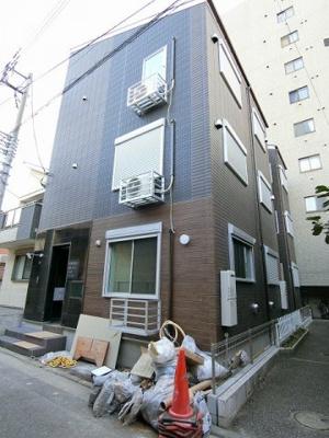 「西横浜駅徒歩5分のアパートです」