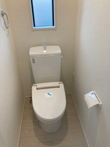 【トイレ】ケイアイフィット太宰府市通古賀1期 4LDK