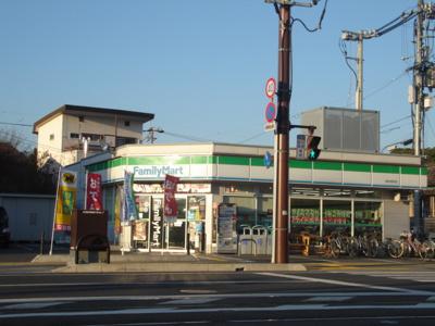ファミリーマート高知旭町店まで485m