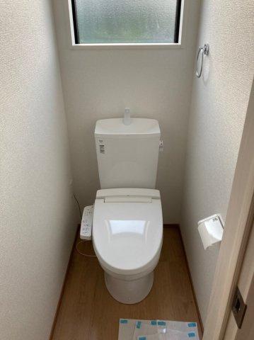 【トイレ】ケイアイフィット筑紫野市上古賀1期2号棟 4LDK