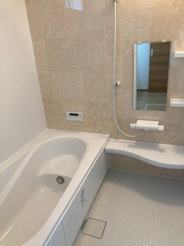 【浴室】ケイアイフィット筑紫野市上古賀1期2号棟 4LDK
