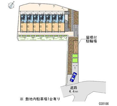 【地図】レオパレス藤が丘1番館
