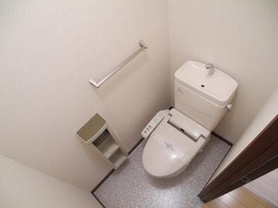 【トイレ】ファミールパレスA