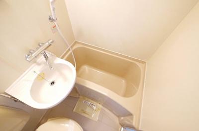 【浴室】中嶋ハイツ