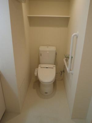 【トイレ】レオーネ上野入谷