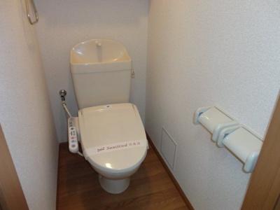 個別タイプのトイレ