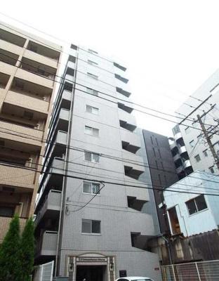 横浜駅徒歩9分の分譲賃貸マンションです。
