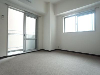 角部屋・二面窓