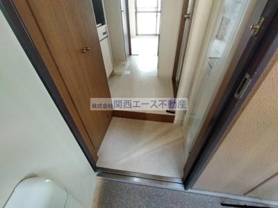 【玄関】イマザキマンション