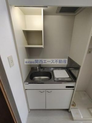 【キッチン】イマザキマンション