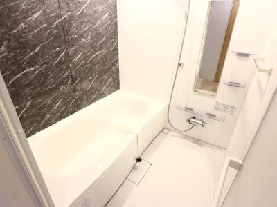 【浴室】楓