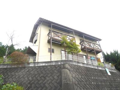 【外観】勝央町豊久田 一戸建て4DK
