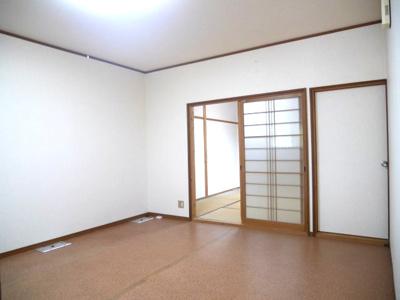 【キッチン】勝央町豊久田 一戸建て4DK