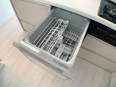嬉しい食器洗浄機付き