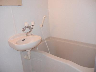 【浴室】レオパレス月見坂