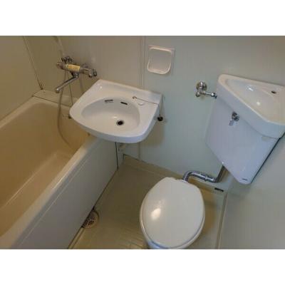 【浴室】コーポ千種