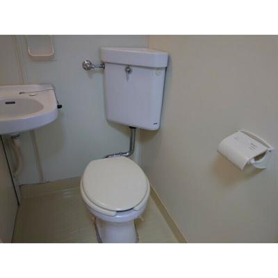 【トイレ】コーポ千種