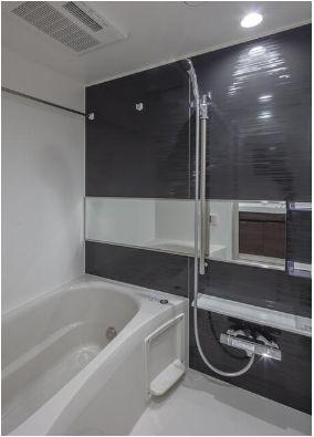 【浴室】ガリシア大塚SOUTH