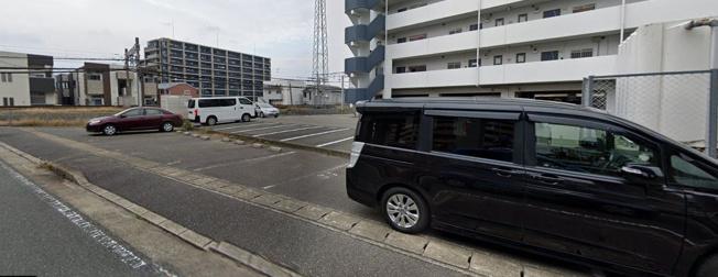 【外観】折立町駐車場