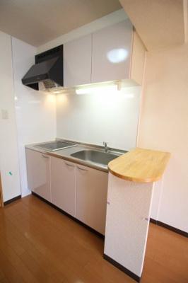 【キッチン】パルテール灘