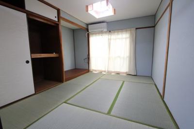 【洋室】竹美荘