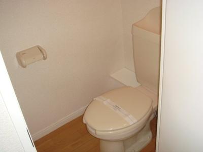 トイレとお風呂は別になってます!