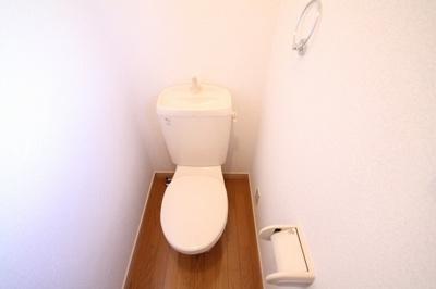 【トイレ】La・Vegiebulle竹の山