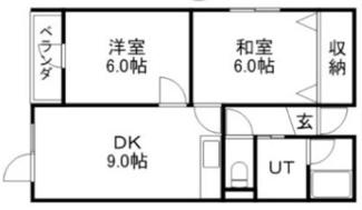 札幌市北区新琴似一条10丁目一棟アパート