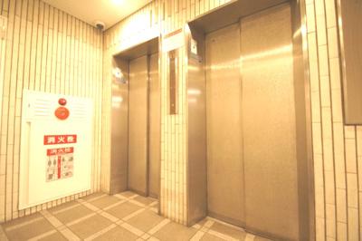 あると便利な「エレベーター2基」