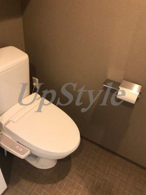 【トイレ】ステージグランデ新御徒町アジールコート