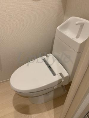 【トイレ】ドエルシバマタ
