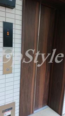 【玄関】ジュイールパルフェ平井