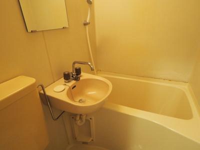 【浴室】サンライズ赤羽