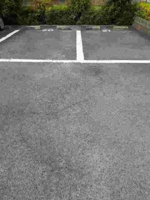 【駐車場】コーポリバーサイド・藤 B