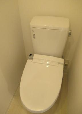 【トイレ】ビバリーホームズ麻布十番