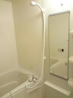 【浴室】《満室高稼働中!》滋賀県長浜市法楽寺町一棟アパート