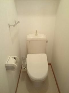 【トイレ】《満室高稼働中!》滋賀県長浜市法楽寺町一棟アパート